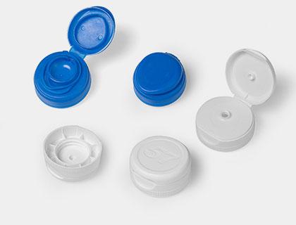 Dosierverschlüsse für Squeezeflaschen